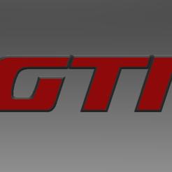 GTI3.PNG Download STL file Monogram 106 GTI • 3D print object, ARTO_3D