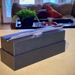 Télécharger fichier impression 3D gratuit Distributeur de serviettes à plis multiples, Bluecorn65