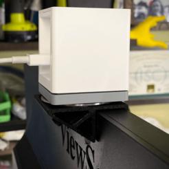 Download free STL Monitor shelf for Wyze cam, Bluecorn65