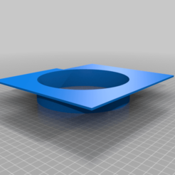 cat_flap.png Télécharger fichier STL gratuit Porte pour chat de 6 pouces • Objet imprimable en 3D, Bluecorn65