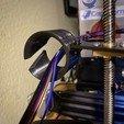 Télécharger modèle 3D gratuit Guide de câble pour montage sur extrudeuse, Bluecorn65