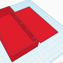 Download free 3D printing models Storage box, Ping3D