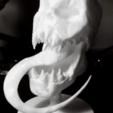 Immagine 2020-10-18 133216.png Download STL file Skull Spectral 3D Stl • 3D print object, manueldx95