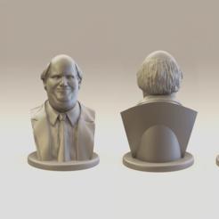 10.png Télécharger fichier STL Kevin Malone 3D Print Stl • Modèle pour impression 3D, manueldx95