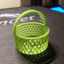 Descargar diseños 3D gratis Cesta pequeña, ali1234