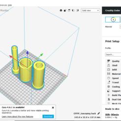 2020-05-13 (3).png Download STL file FUNNY BACK SCRACHER <TELESEOPING • 3D printing design, BDOG