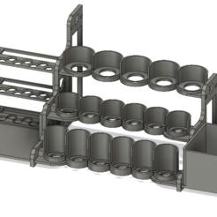 Télécharger fichier STL gratuit Jeux de guerre - Tablettes de peinture • Plan pour imprimante 3D, Jepod