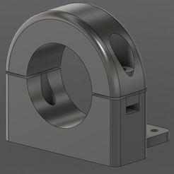 Télécharger fichier STL gratuit UM2 Bondtech QR Motor Mount • Modèle imprimable en 3D, Jepod