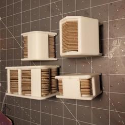 Télécharger objet 3D gratuit Organisateurs de l'Apocalypse Token, Jepod