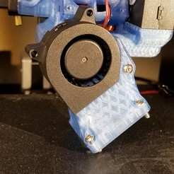 20190521_012624.jpg Download free STL file 4020 blower to 40mm (4010) fan adaptor • 3D print model, glabifrons