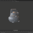Download free 3D printing models Maneki neko, Zelgiust