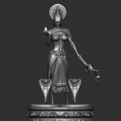 Bishop 1.jpg Download STL file Chess board project - second piece - The Bishop • 3D printable model, Zelgiust