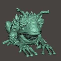 Descargar modelos 3D para imprimir La Guerra de las Galaxias, janfoth