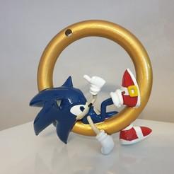 Descargar modelo 3D Sonic, gbul