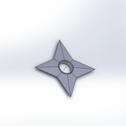 Download free 3D printing files Naruto shuriken, vinvin27