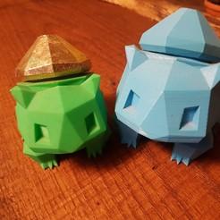 Download 3D print files GRINDER BULBIZARRE V1, Raimbault-Industrie