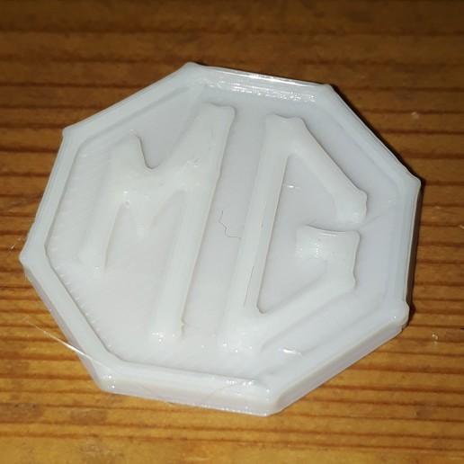 20190925_235427.jpg Download free STL file MG Logo • 3D printer model, sui77