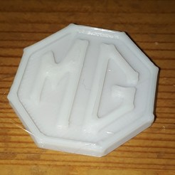 20190925_235427.jpg Download free STL file MG Logo • 3D printer model, sui77