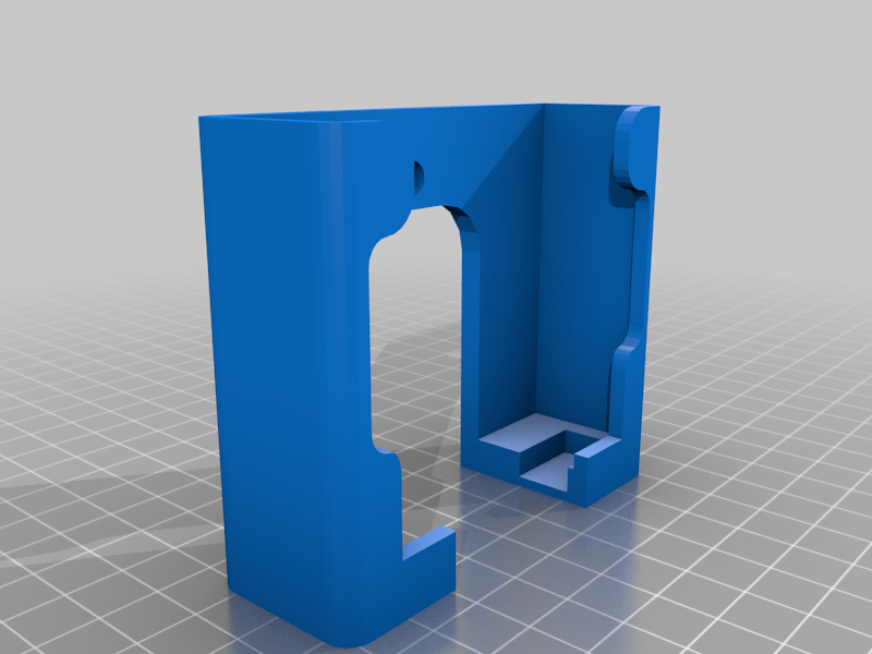 holder_22x78mm.png Download free STL file Berlingo Phone Holder • Template to 3D print, sui77