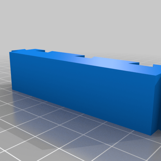side.png Download free STL file Mega-X Frame • Template to 3D print, sui77