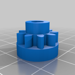 openscan_gear.png Download free STL file OpenScan Mini - Gear • 3D printing template, sui77