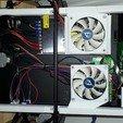 Télécharger fichier 3D gratuit Anycubic Mega Liftup Frame (grands ventilateurs, SD avant, tiroirs), sui77