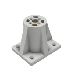Download free 3D printer files 29mm inrunner motor mount, robC