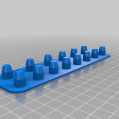 Holder.png Download free STL file Laser LAS6689 stubby socket holder • 3D printable design, robC
