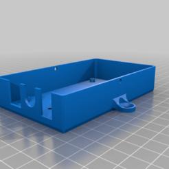 Base.png Télécharger fichier STL gratuit Boîtier Arduino Mega 2560 • Objet à imprimer en 3D, robC