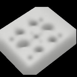 Télécharger fichier 3D gratuit Support de moteur, robC