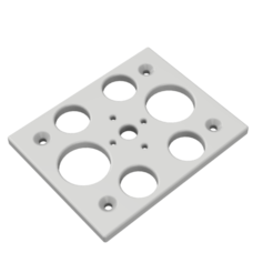 Download free 3D printer files Motor mount, robC