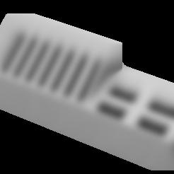 Télécharger fichier impression 3D gratuit Organisateur de cartes USB/SD, robC