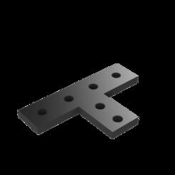 Descargar archivos 3D gratis Soporte de extrusión 20x20, robC
