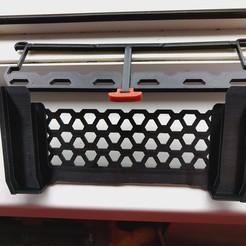 Download free 3D print files car phone/tablet holder for Skoda Octavia 2 Facelift 2010, kryvian