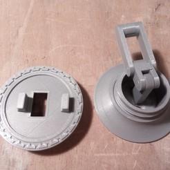 Download free STL file Speaker upside down mount harman/kardon, kryvian