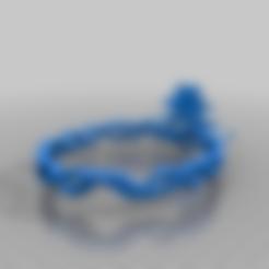 crown1.stl Télécharger fichier STL gratuit GoT - Couronne d'inspiration Cersei Lannister • Design imprimable en 3D, Jaa