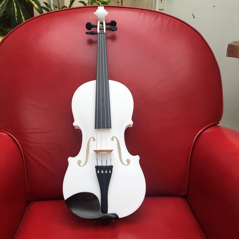 Violon.JPG Download free STL file Violin • 3D print design, jteix