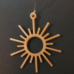 Descargar modelo 3D gratis Pendiente Sol, ZuCoMaXx