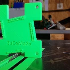 95663155_2640325889577032_6065245119106252800_n.jpg Download free STL file Height Gauge • 3D printing model, ZuCoMaXx