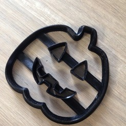 Download free STL file Halloween Cookie Cutter Bundle • 3D printable object, BrPay