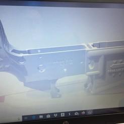 Descargar diseños 3D Receptor inferior del AR15 de 22 litros a medida, tombstone3821