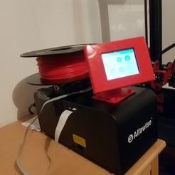 20190113_234403.jpg Télécharger fichier STL Support écran rotatif • Design imprimable en 3D, 27si3d