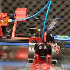 20200225_222622.jpg Télécharger fichier STL support cable hotend , ventilations • Modèle imprimable en 3D, 27si3d