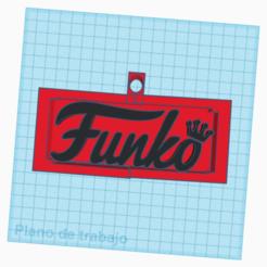 Télécharger fichier STL gratuit llavero de / funko / porte-clés • Design pour impression 3D, claulopetegui