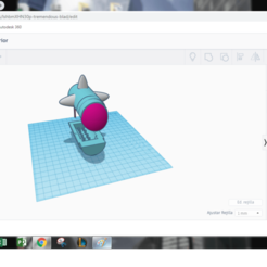Download free 3D printing designs Avion con asientos, claulopetegui
