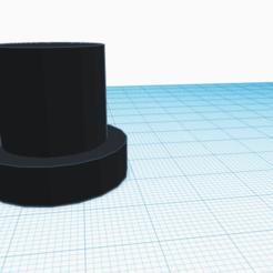Frantic Curcan (2).png Download free STL file sombrero mago / magician hat • 3D print template, claulopetegui