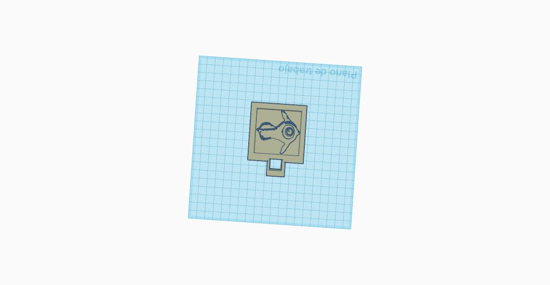 Brilliant Jaban-Krunk.png Télécharger fichier STL gratuit llavero juego subnautica pez miron / subnautica keychain peeper fish • Design à imprimer en 3D, claulopetegui