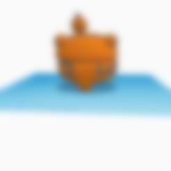 Download free STL file llavero/Fortnite Durr Burger/Keychain • 3D printable object, claulopetegui