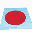 llavero papapum _pvz _ papapum keychain.png Download free STL file llavero papapum / pvz / papapum keychain • 3D printer template, claulopetegui