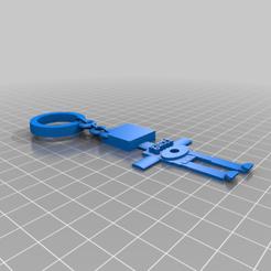 llavero_hombre_hombligo_gucci.png Download free STL file LLavero hombre hombligo gucci • 3D printable object, claulopetegui